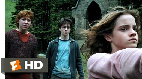 hermione granger in the 1st movoe harry potter and the prisoner of azkaban 4 5 movie clip