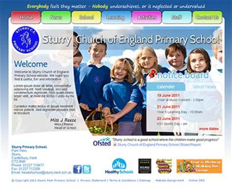 school website costs and prices uk portfolio