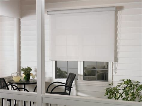 exterior roller shades modern roller shades by grand valley window coverings