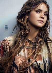 good haircuts for native american hair maia mitchell instyle magazine 2015 03 gotceleb