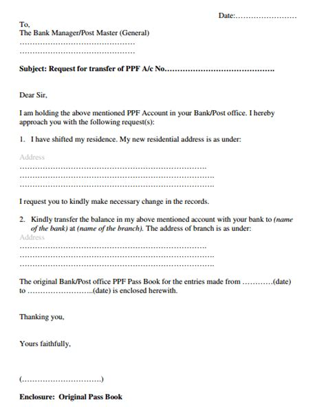 Request Letter Format For Fixed Deposit request letter closing fixed deposit 28 images request