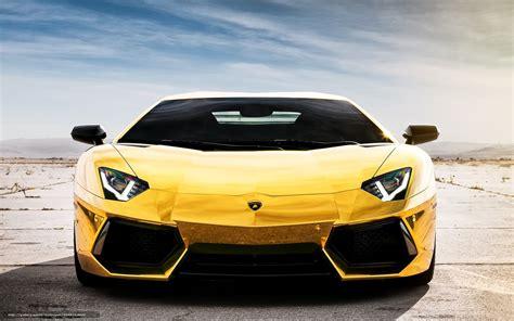 Gold Chrome Lamborghini Wallpaper Lamborghini Lamborghini Aventador