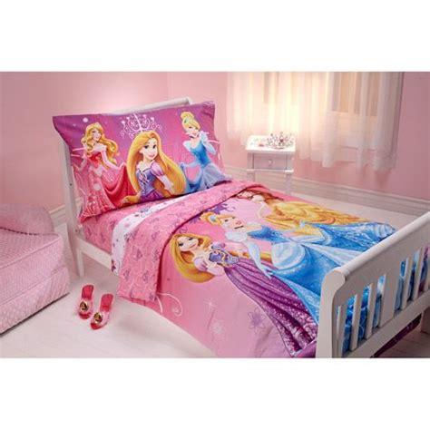Disney Princess Toddler Bed Duvet Disney Sparkle Like A Princess 4 Toddler Bedding Set