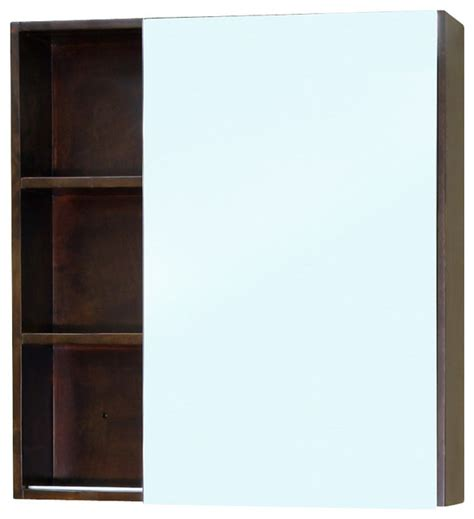 Solid Wood Medicine Cabinet With Mirror by Solid Wood Mirror Cabinet Walnut Modern Medicine