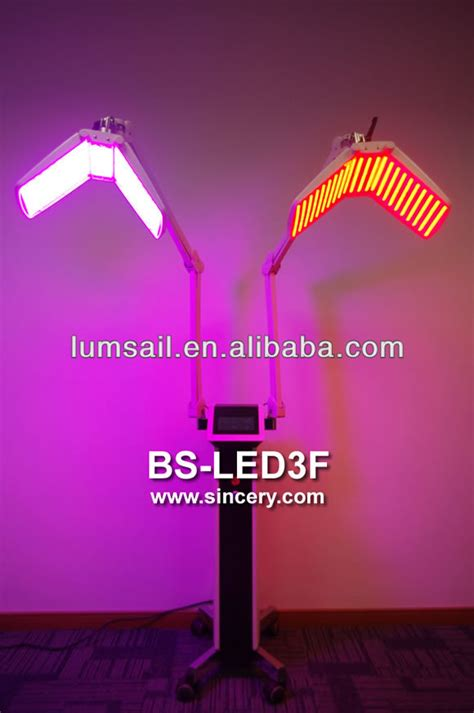 light emitting diode treatment light emitting diode led light therapy machine with two heads buy led light therapy