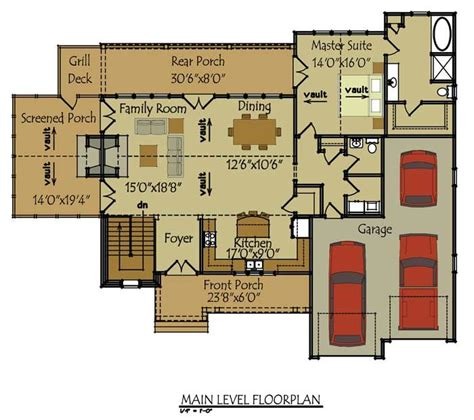 cottage floor plan 17 best images about floor plans on