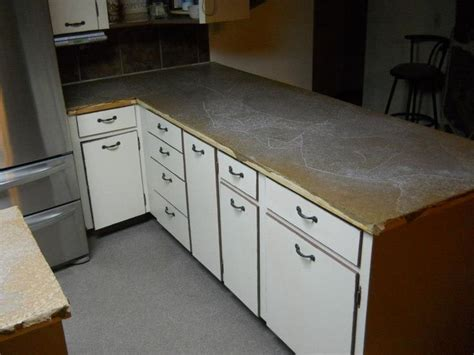 refinished counter tops with paper 1540929 refinished