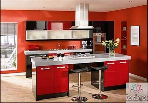 red kitchen paint ideas 53 best kitchen color ideas kitchen paint colors 2017
