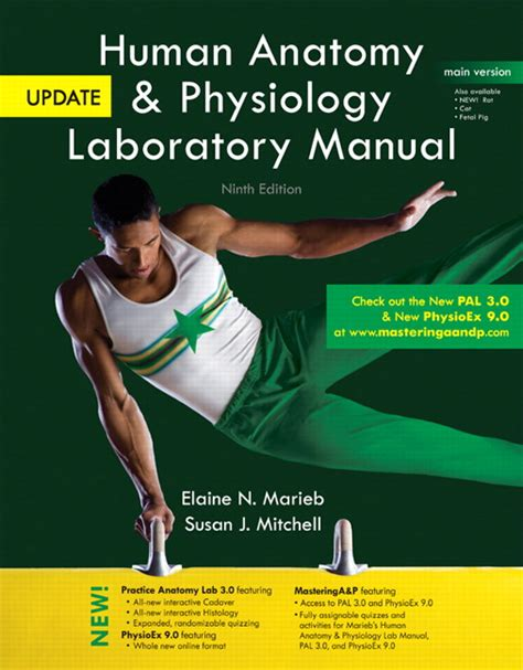 human anatomy plus mastering a p with pearson etext access card package 9th edition new a p titles by ric martini and judi nath marieb mitchell human anatomy physiology laboratory
