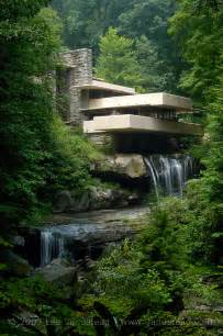 frank lloyd wright waterfall fallingwater frank lloyd wright