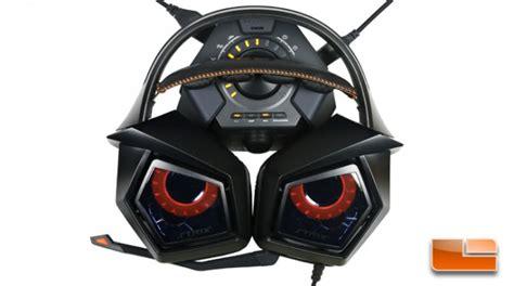 Headset Asus Strix 7 1 asus strix 7 1 surround gaming headset review legit