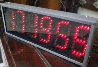 membuat jam digital sendiri membuat jam digital sendiri dengan 7 segmen dan kumpulan