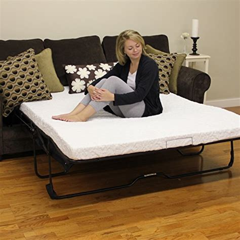 queen sleeper sofa mattress replacement classic brands cool gel memory foam sofa mattress