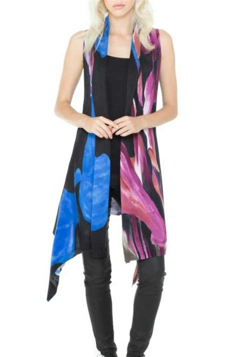 Adore Vest adore painted vest from wyoming by fashion crossroads