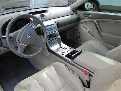 2004 Infiniti G35 Coupe Interior by 2004 Infiniti G35 Pictures Cargurus