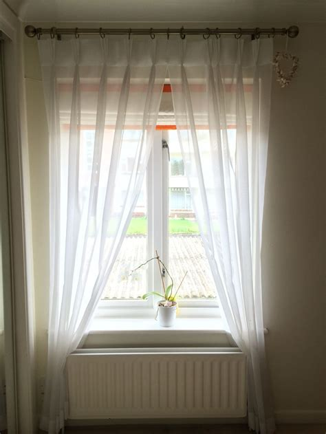 curtains on blinds 7 best images about blind with voile on pinterest voile