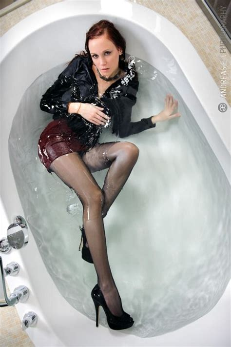 high heel bathtub bathtub high heels shoes in unusual locations