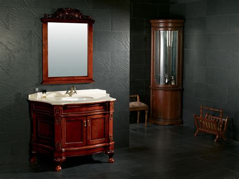 Solid Oak Bathroom Furniture Popular Oak Bathroom Furniture Cabinets Buy Cheap Oak Bathroom Furniture Cabinets Lots From