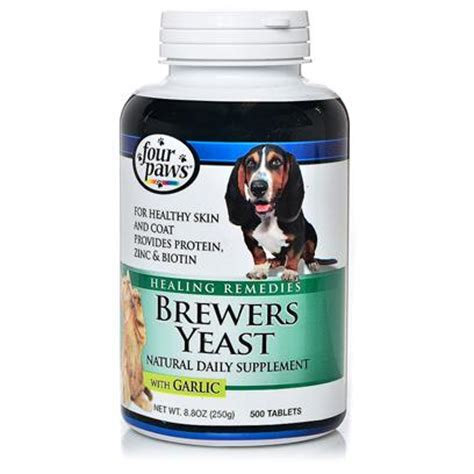 Brewers Yeast For Cats Side Effects - brewer s yeast w garlic daily supplement for parasites