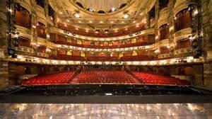 Panther Hall Floor Plan london coliseum venue information british theatre