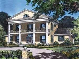 Antebellum Style House Plans by Dunnellon Plantation Home Plan 047d 0178 House Plans And