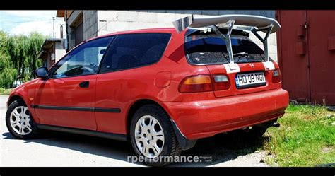 backyard special wing rperformance gt wing for time attack honda civic eg test