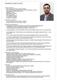 Modelo Curriculum Peru 2015 Modelo De Curriculum 2015