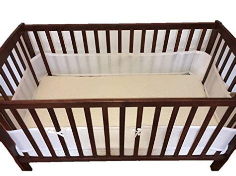 Breathable Baby Crib Shield 79 Breathable Baby Crib Shield Breathablebabyr