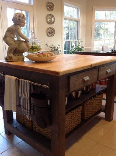 homemade kitchen islands homemade kitchen island decorating 101 pinterest