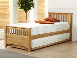 Guest Bed Oakrest Single Guest Bed Airsprung Single Beds