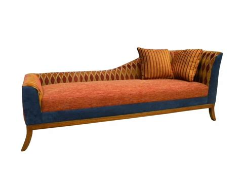 Custom Designed Modern Chaise Lounge Timeless Interior