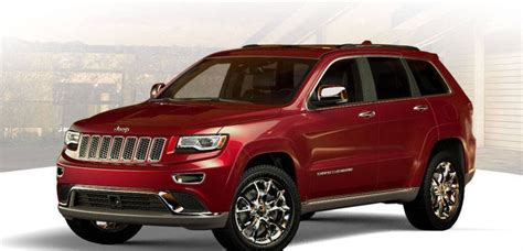 Jeep Recall 2015 Chrysler Issues Urgent Recall Of Suvs Jeep Grand