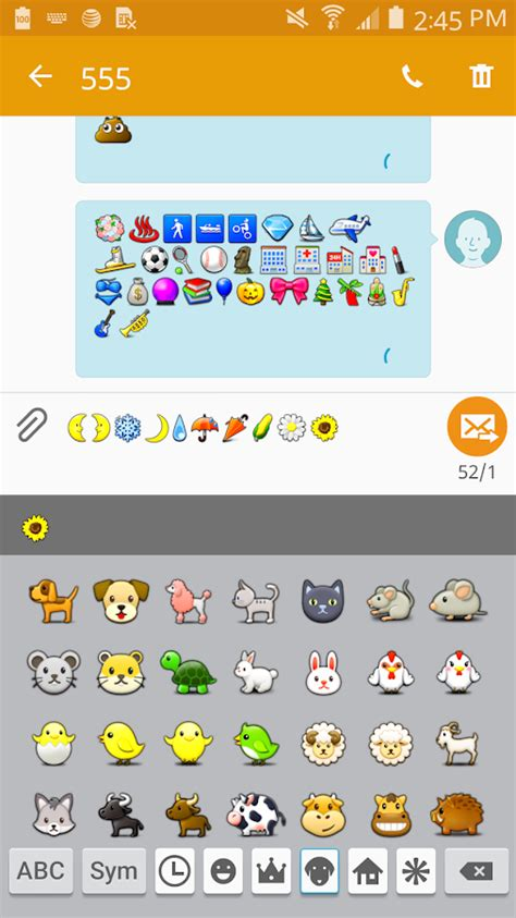 emoji font for flipfont 3 emoji font for flipfont 9 android apps on google play