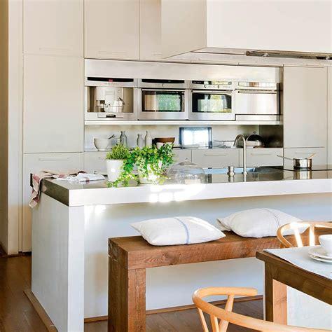 que es la cocina claves para abrir la cocina al comedor o el sal 243 n y ganar