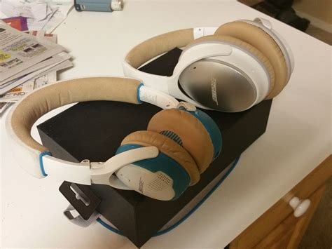 how to make your headset sound better bose quietcomfort 25 vs bose soundlink on ear bluetooth