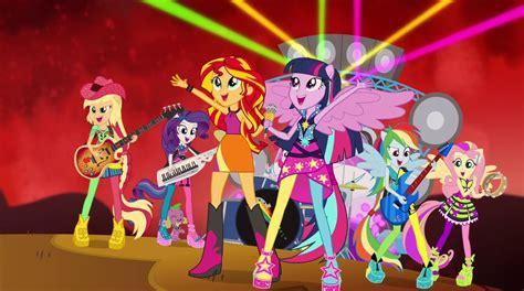 my little pony equestria girls rainbow rocks western bienvenido al show mlp equestria girls rainbow rocks
