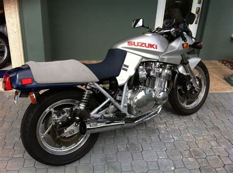 Suzuki Katana 1000 1982 Suzuki Gs Katana 1000 Sportbikes For Sale