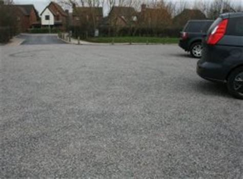 boat yard car park perfo gravel and crushed stone installations