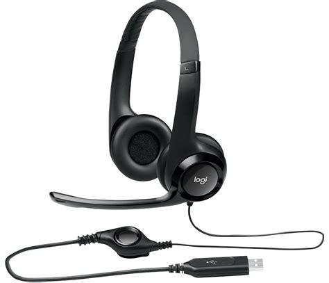 Logitech Headset H 390 Usb casque usb logitech h390 avec micro antiparasite
