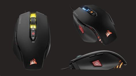Alas Mouse Gaming corsair m65 pro rgb nuevo rat 243 n gaming para shooters computerhoy