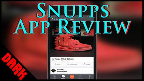 sneaker collection app snupps app review organize your shoe collection