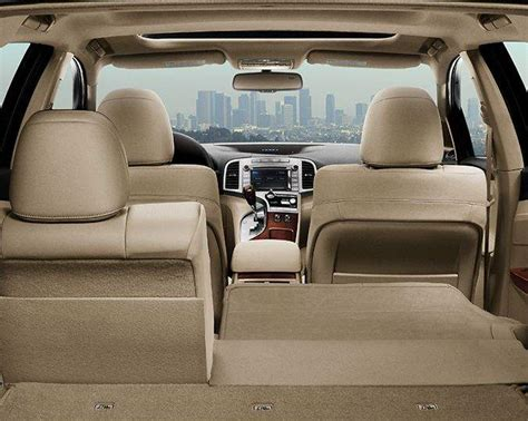 Toyota Venza Seating 2017 Toyota Venza Review