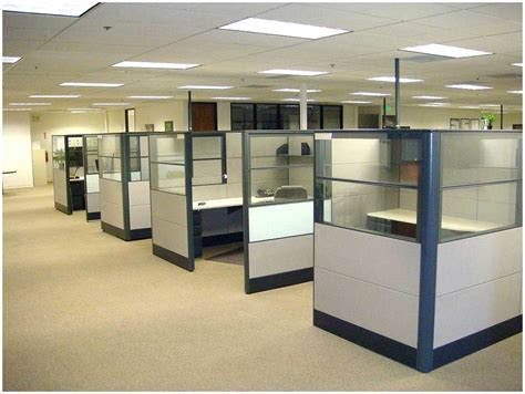 used office cubicle furniture professional office interior design and the benefit