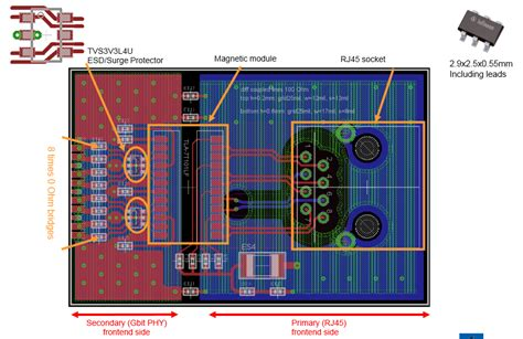 esd diode pcb layout esd diode pcb layout 28 images hdmi esd protection compliance and design strategies ee times