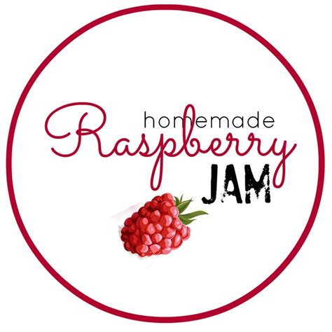 printable labels for homemade jam homemade strawberry jam free jam labels the idea room