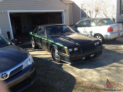 1980 mustang cobra for sale 1980 mustang cobra turbo 21 000 original time capsule