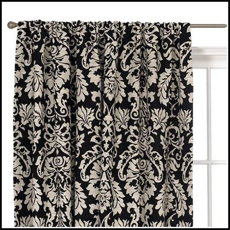 black white toile curtains black and white french toile curtains curtains home