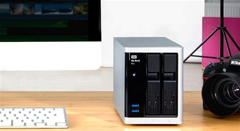 Wd My Book Pro Professional Raid Storage 8tb Black wd rolls out its fastest external storage solution with