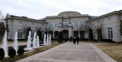 evander holyfield s mansion i abodes