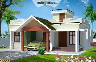 home design house 993 sqft 2 bedroom house plans in kerala